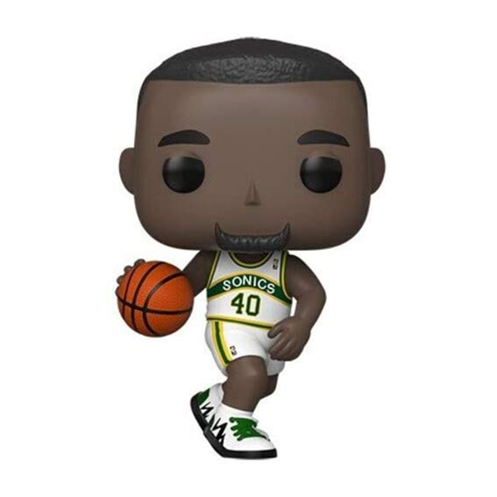 Funko NBA Seattle Supersonics Classics POP Shawn Kemp Home Figure