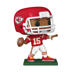 Funko NFL Chiefs POP Patrick Mahomes II Throwing Vinyl Figure