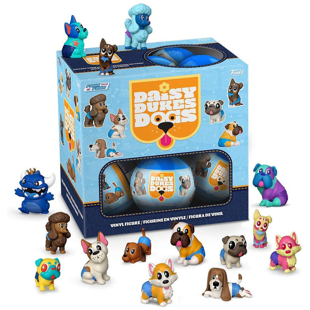 Funko Paka Paka Daisy Dukes Dogs Blind Ball Mini Figure