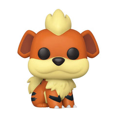 Funko Pokemon POP Growlithe Vinyl Figure