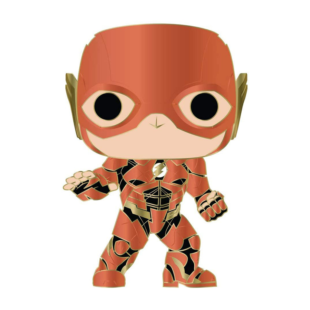 Funko Pop Pin Justice League The Flash Figure