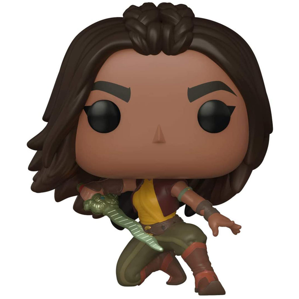 Funko Raya And The Last Dragon POP Raya Vinyl Figure