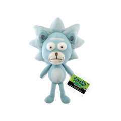Funko Rick And Morty Galactic Plushies Teddy Rick Plush Figure