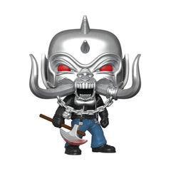 Funko Rocks Motorhead POP Warpig Vinyl Figure
