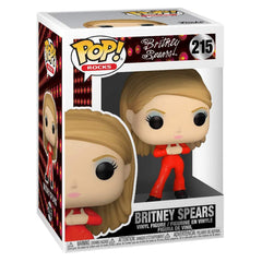 Funko Rocks POP Catsuit Britney Spears Vinyl Figure