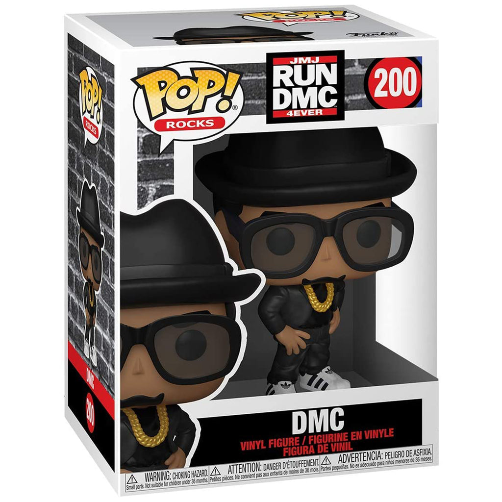 Funko Run DMC POP DMC Vinyl Figure