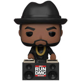 Funko Run DMC POP Jam Master Jay Vinyl Figure