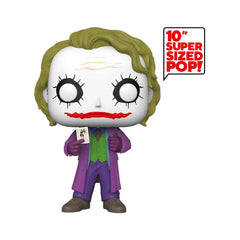 Funko Dark Knight POP The Joker 10 Inch Vinyl Figure