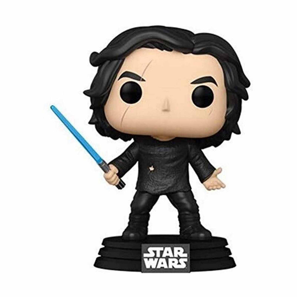Funko Star Wars POP Ben Solo Blue Lightsaber Vinyl Figure