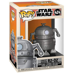 Funko Star Wars POP Concept Series R2-D2 Vinyl Figure