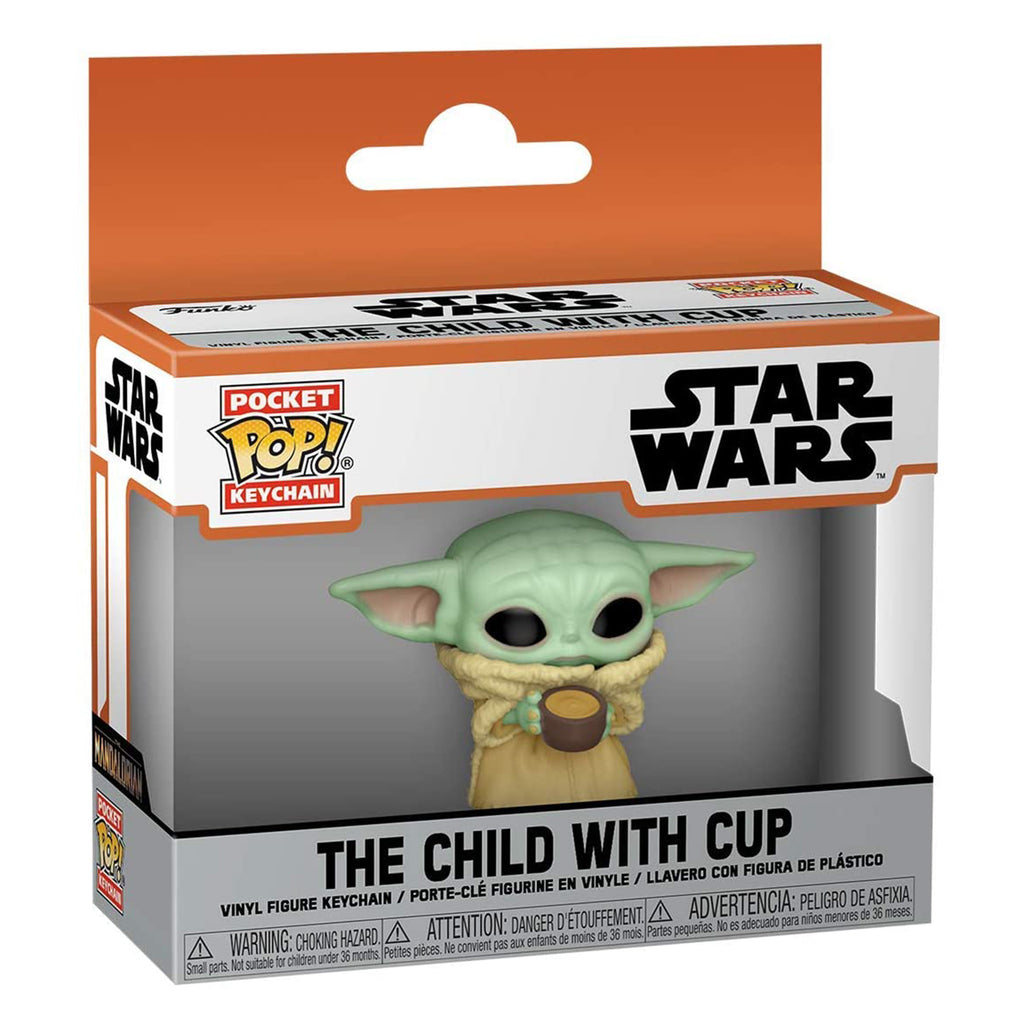 Funko Star Wars Pocket POP The Child With Cup Vinyl Figure