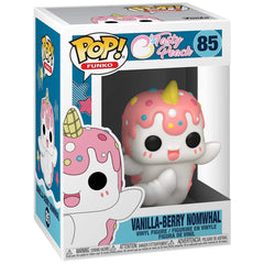 Funko Tasty Peach POP Vanilla Berry Nomwhal Vinyl Figure
