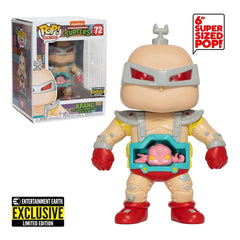 Funko Teenage Mutant Ninja Turtles EE Exclusive POP Krang Figure