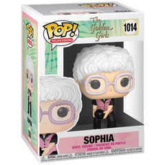 Funko The Golden Girls POP Sophia Bowling Vinyl Figure