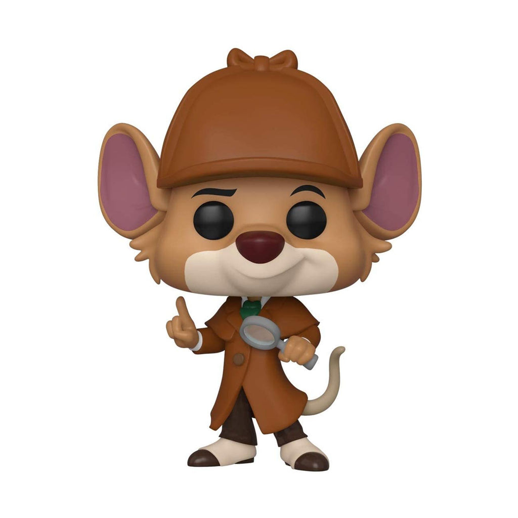Funko The Great Mouse Detective POP Basil Vinyl Figure