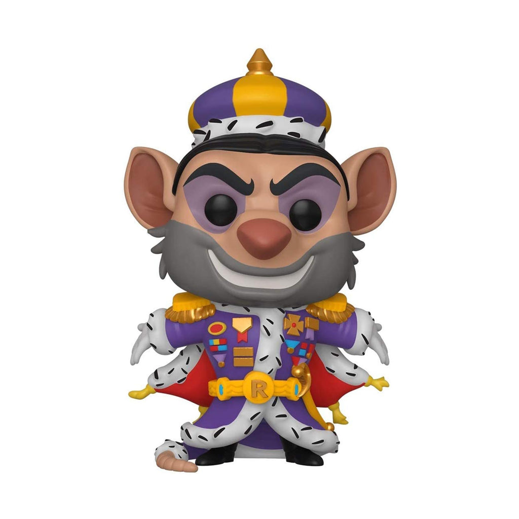 Funko The Great Mouse Detective POP Ratigan Vinyl Figure