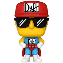 Funko The Simpsons POP Duffman Vinyl Figure