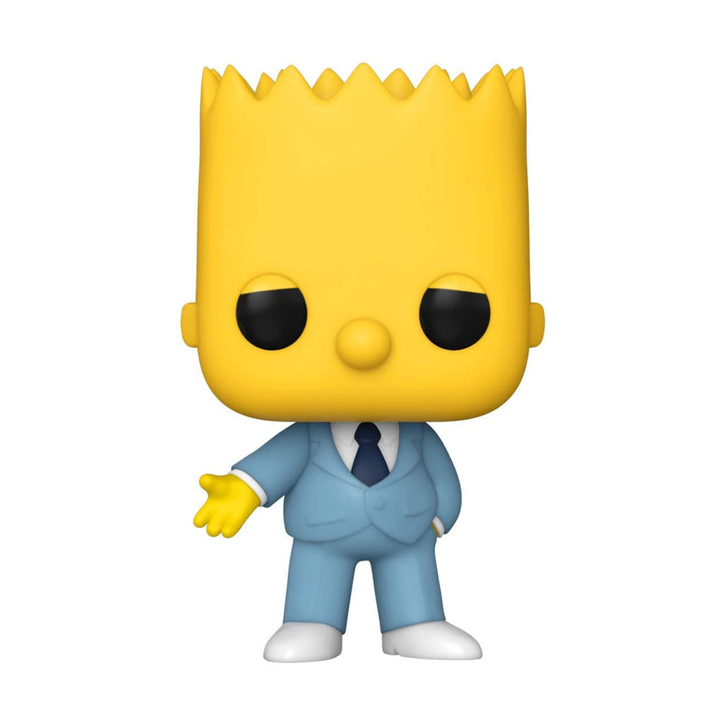 Funko The Simpsons POP Gangster Bart Vinyl Figure