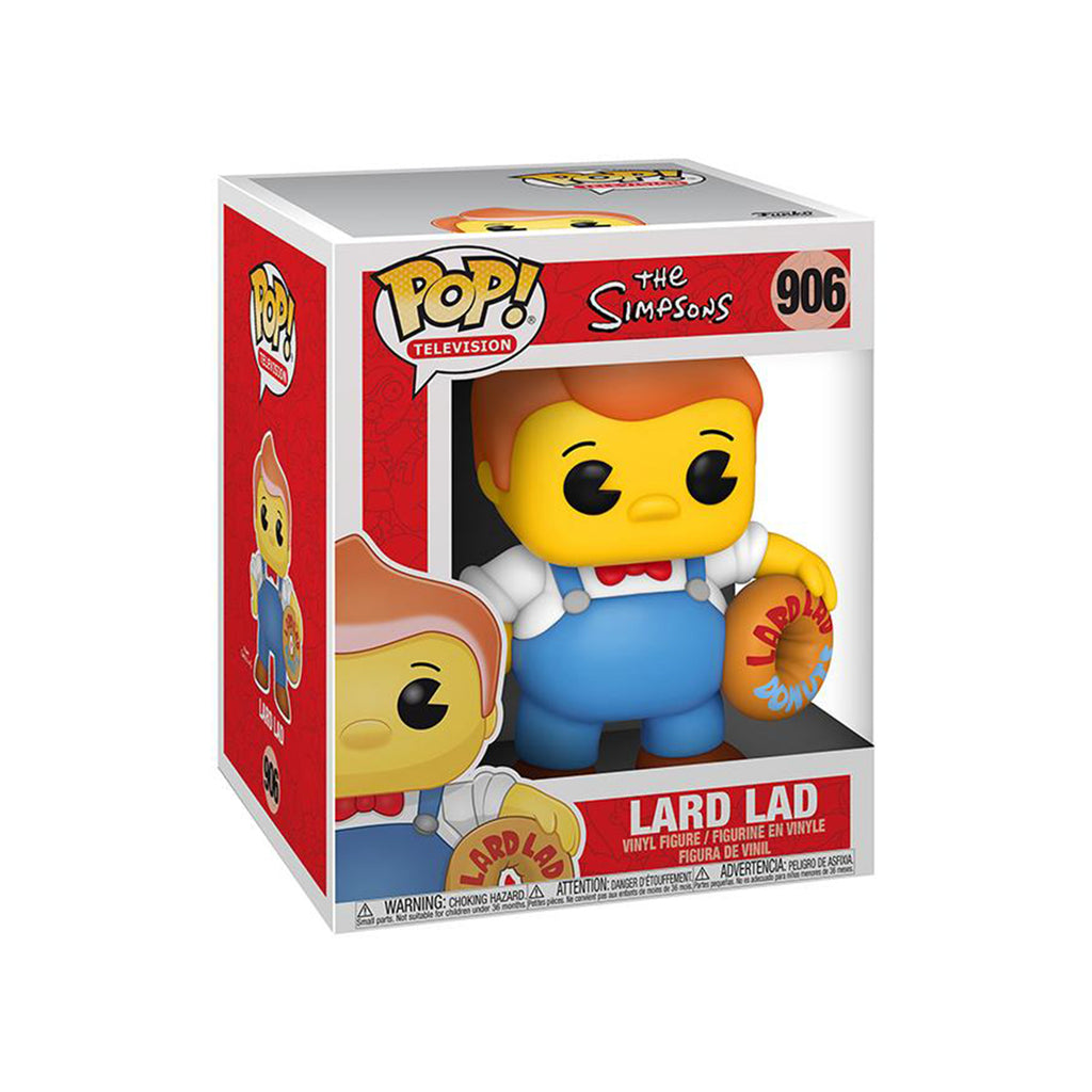 Funko The Simpsons POP Lard Lad Vinyl Figure