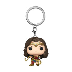 Funko Wonder Woman 84 Pocket POP Wonder Woman Keychain