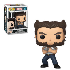 Funko X-Men 20th Anniversary POP Wolverine Tanktop Figure