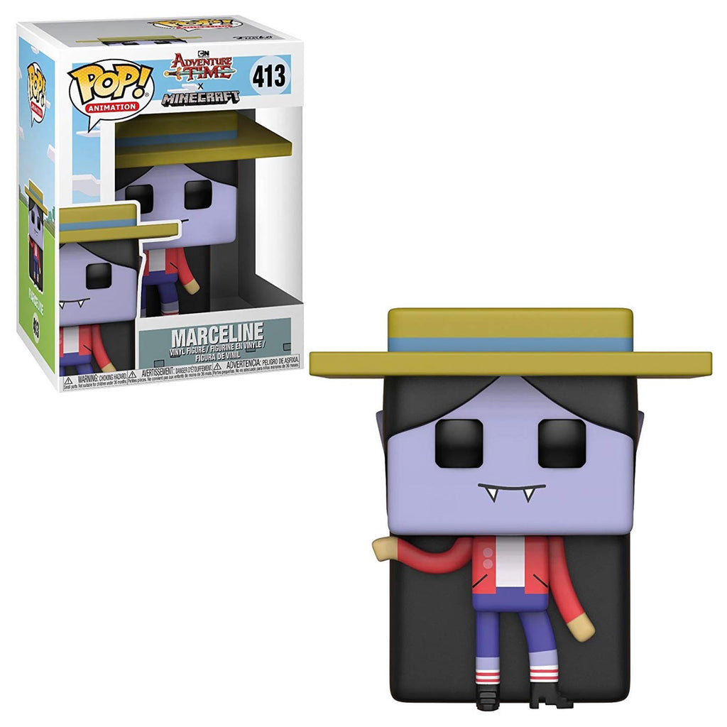 Funko Adventure Time Minecraft POP Marceline Vinyl Figure