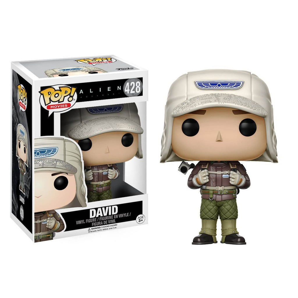 Funko POP Vinyl - Funko Alien Covenant POP David Rugged Gear Vinyl Figure