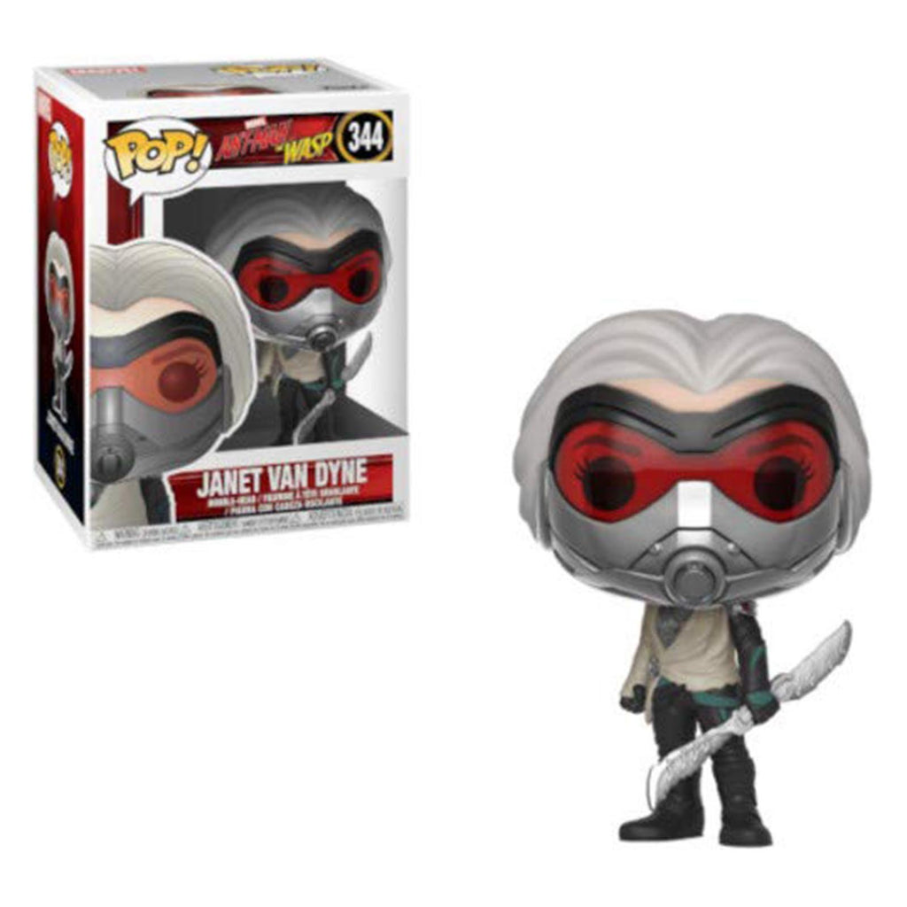 Funko POP Vinyl - Funko Ant-Man And The Wasp POP Janet Van Dyne Vinyl Figure