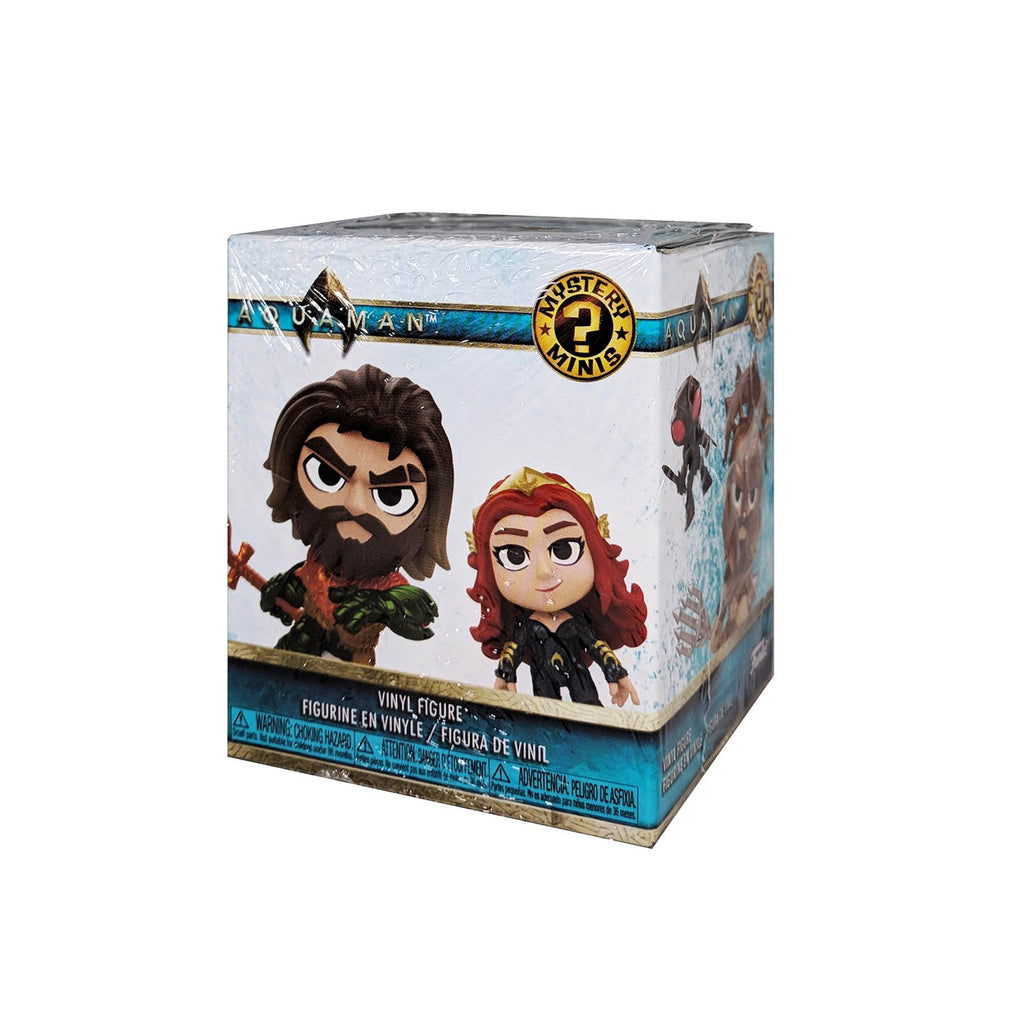 Funko Mystery Mini's - Funko Aquaman Mystery Minis Blind Box Mini Figure