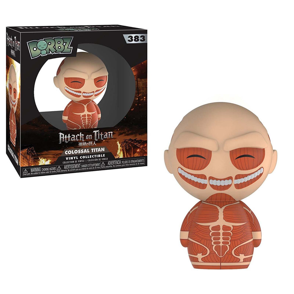 Funko Attack On Titan Dorbz Colossal Titan Vinyl Figure