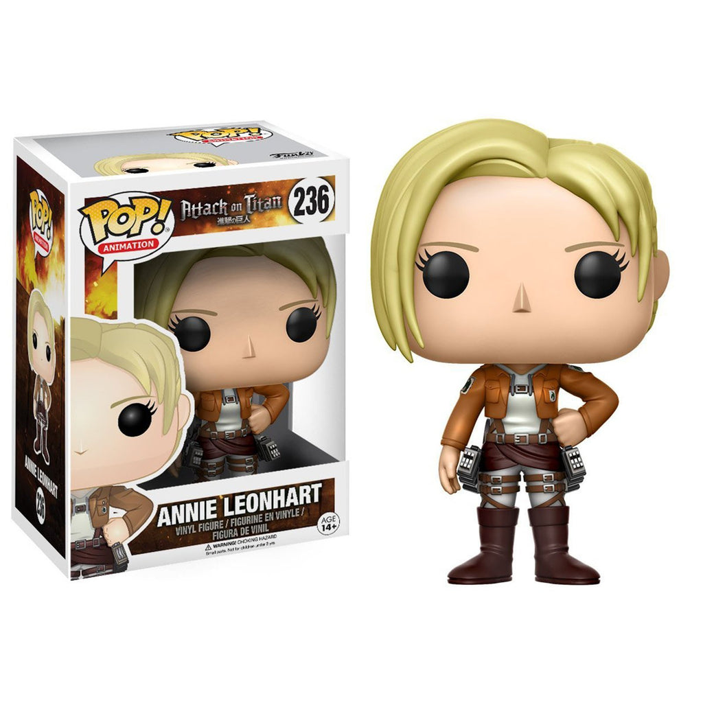 Funko Attack On Titan POP Annie Leonhart Vinyl Figure