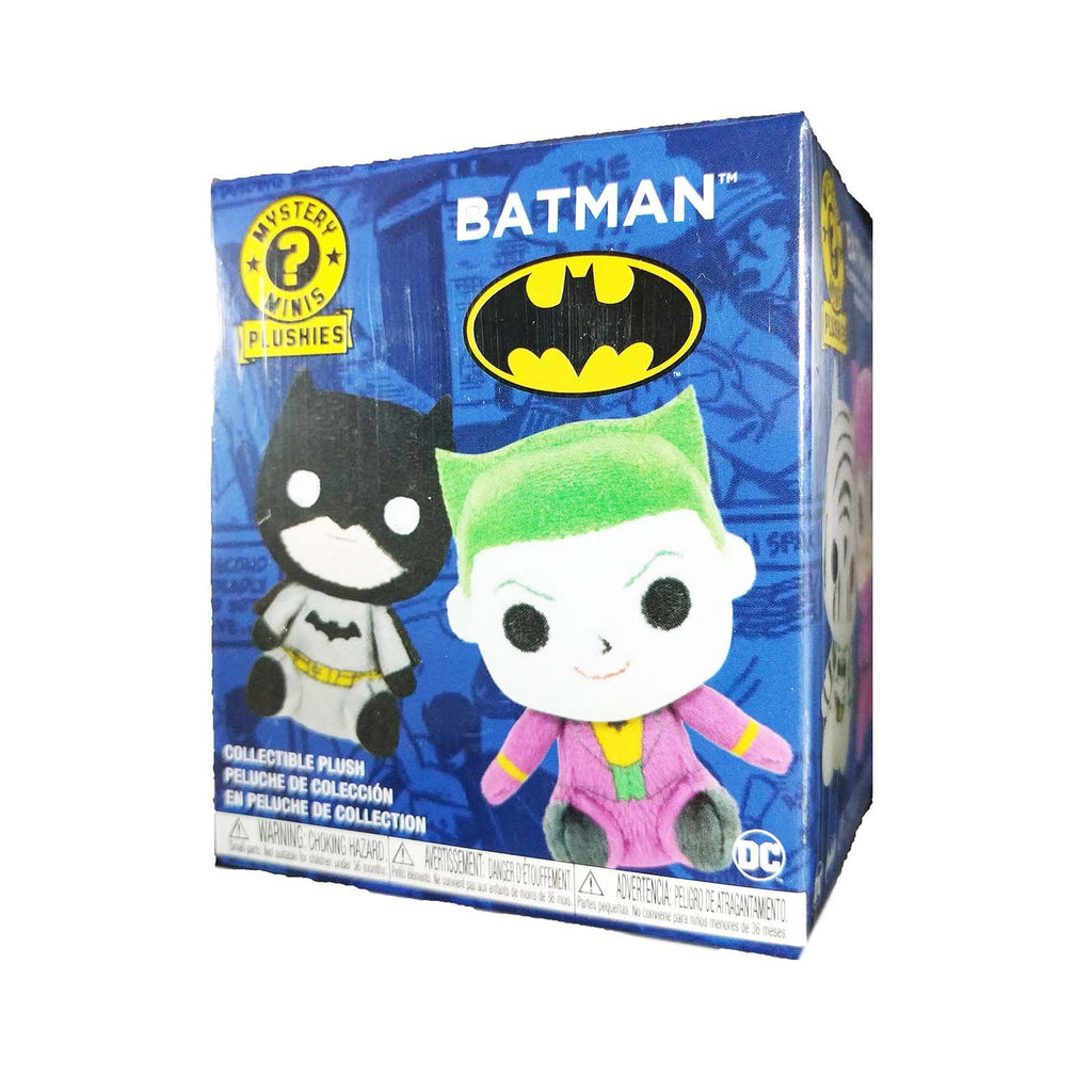 Funko DC Batman Mystery Minis Plushies Plush Figure