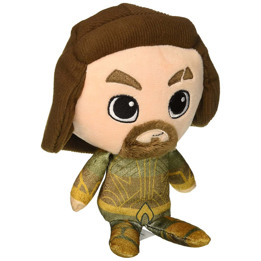 Funko POP Plush - Funko DC Justice League Hero Plushies Aquaman Plush Figure