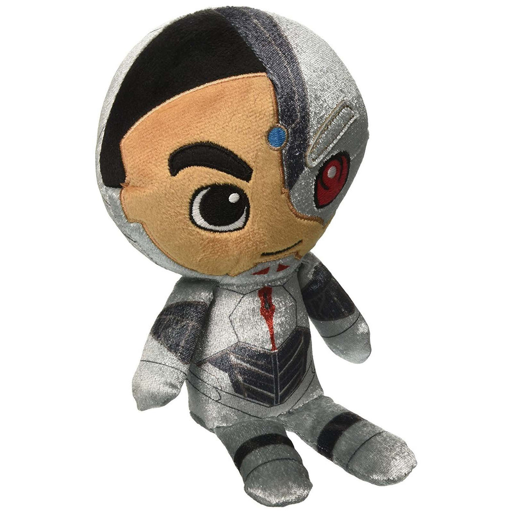 Funko DC Justice League Hero Plushies Cyborg Plush Figure