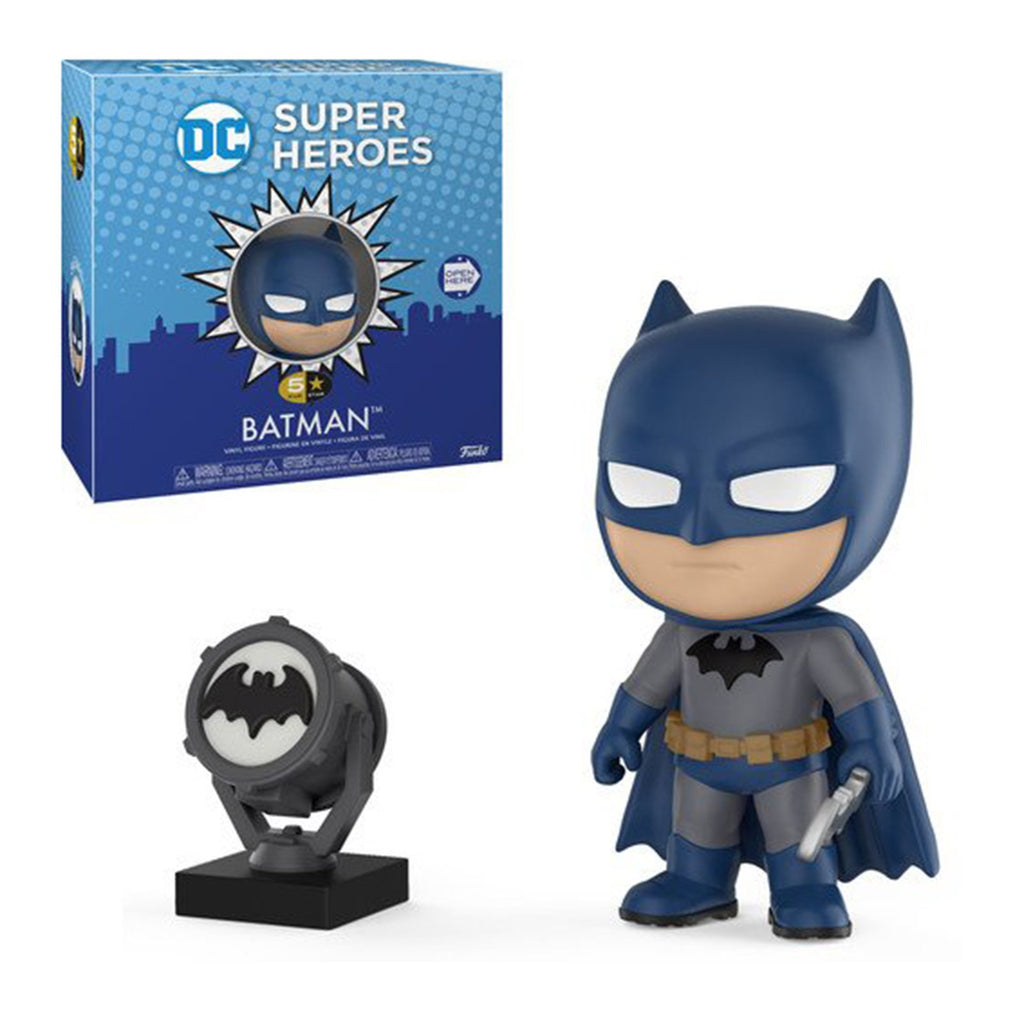 Funko DC Super Heroes 5 Star Batman Vinyl Figure
