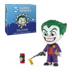 Funko Action Figures - Funko DC Super Heroes 5 Star The Joker Vinyl Figure