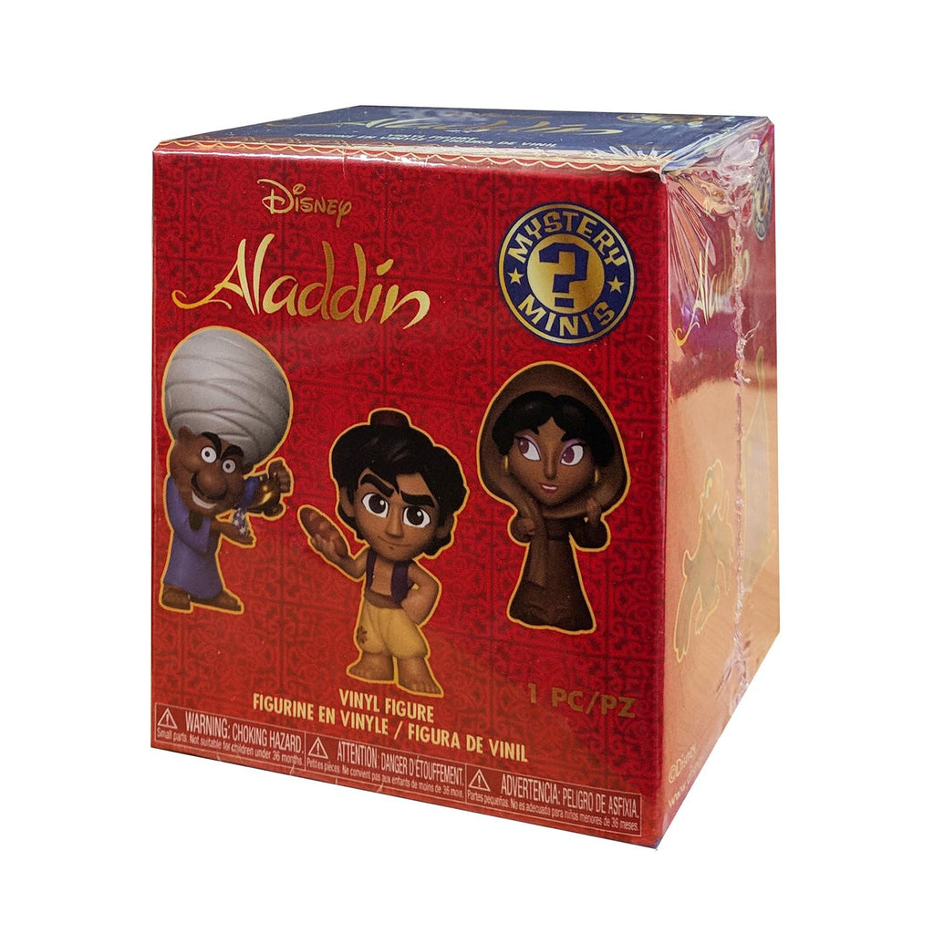 Funko Disney Aladdin Mystery Minis Blind Box Mini Figure