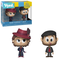 Funko Disney Mary Poppins Returns Vynl Mary Poppins Jack Figure Set