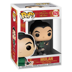 Funko Disney Mulan POP Mulan As Ping Vinyl Figure