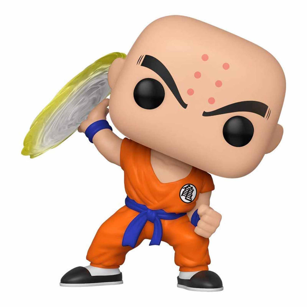Funko Dragon Ball Z POP Krillin Destructo Disc Vinyl Figure