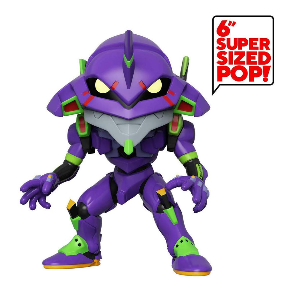 Funko Evangelion POP Eva Unit 01 Vinyl Figure Set