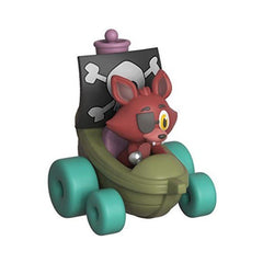 Funko Action Figures - Funko Five Nights At Freddy's Super Racers Foxy The Pirate Car