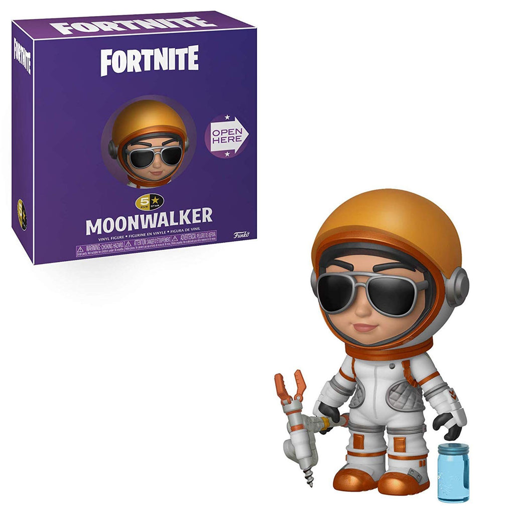 Funko Fortnite 5 Star Moonwalker Vinyl Figure
