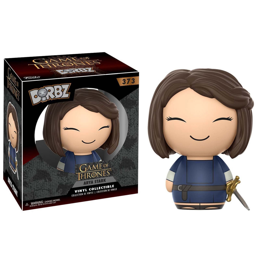 Funko Game Of Thrones Dorbz Arya Stark Vinyl Figure