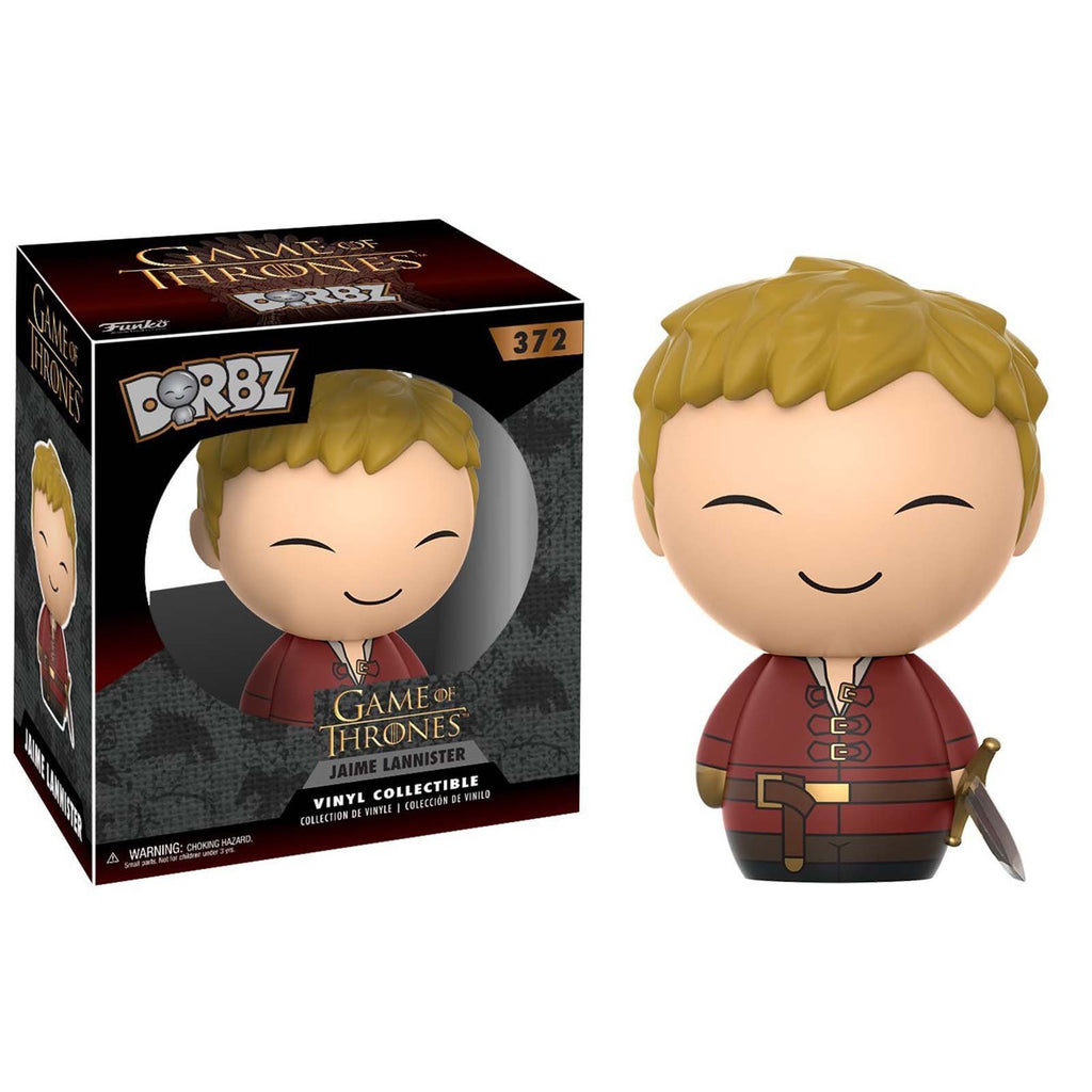 Funko Game Of Thrones Dorbz Jaime Lannister Vinyl Figure