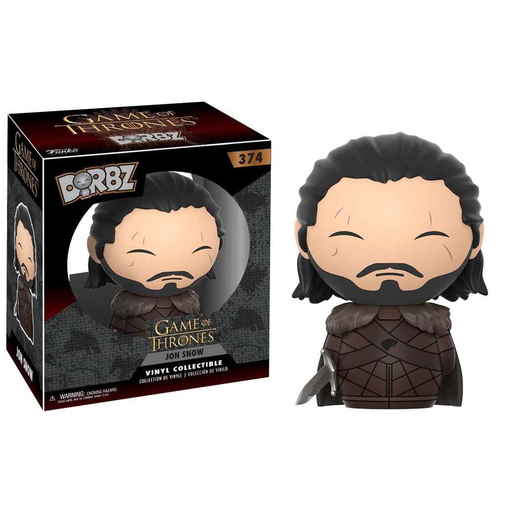 Funko Game Of Thrones Dorbz Jon Snow Vinyl Figure