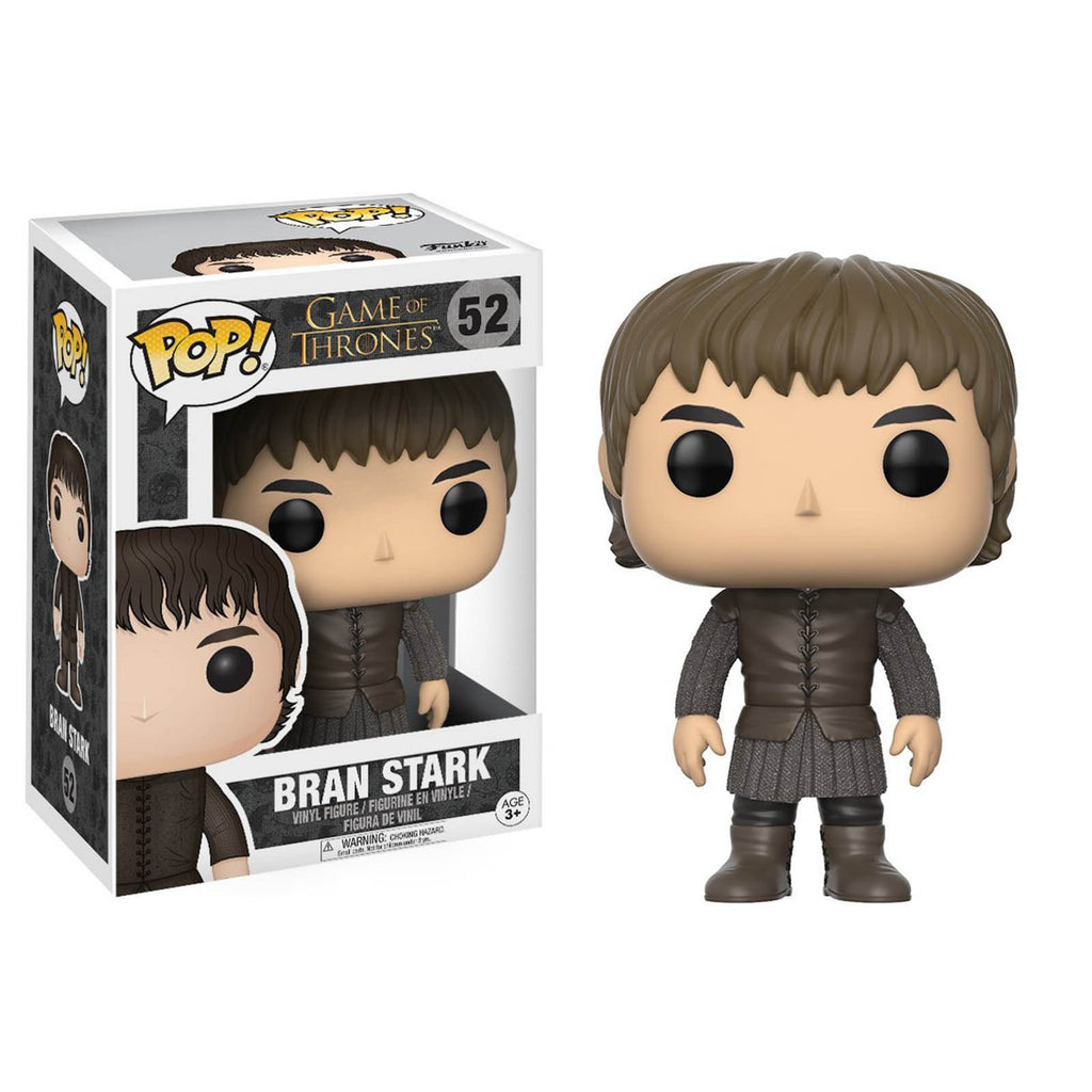 Funko Game Of Thrones POP Bran Stark Vinyl Figure