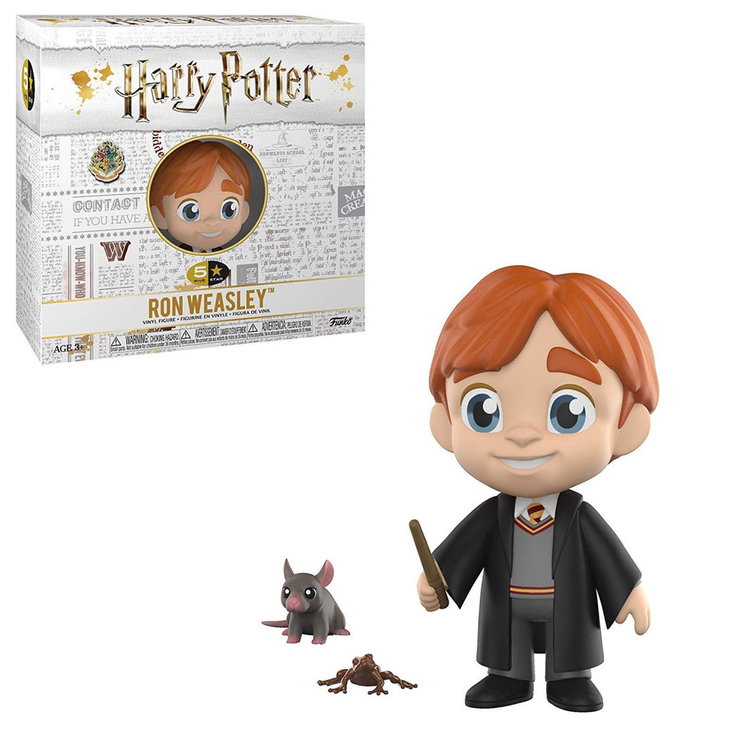 Funko Harry Potter 5 Star Ron Weasley Vinyl Figure