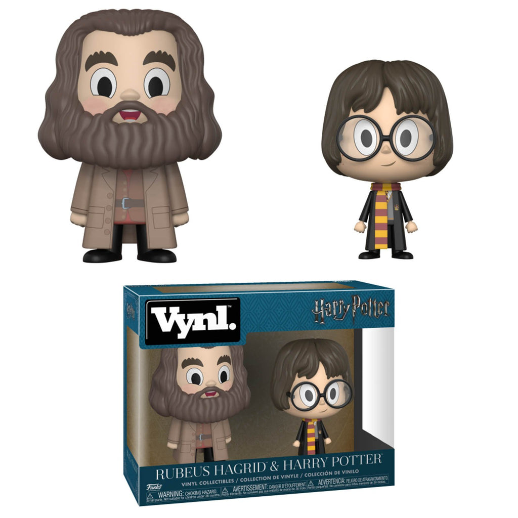 Funko Harry Potter Vynl Rubeus Hagrid Harry Potter Figure Set
