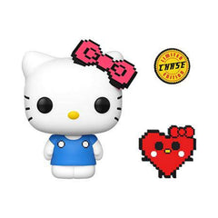 Funko Hello Kitty POP Hello Kitty 8-Bit Vinyl Figure CHASE VERSION